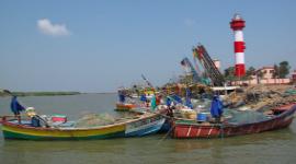 Návštěva u rybářů č. 1