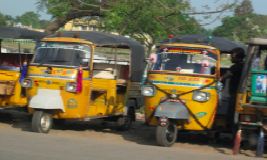První postřehy z Indie