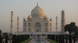 Co jsem navštívila v severní Indii?