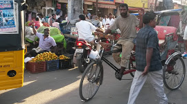 One Town aneb skryté krásy Vijayawady